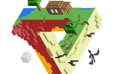 The Dimensions of Minecraft